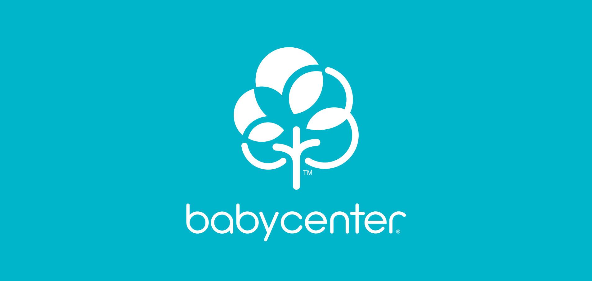Baby center logo image